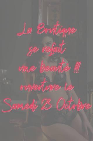 Boutique de Lingerie Angers